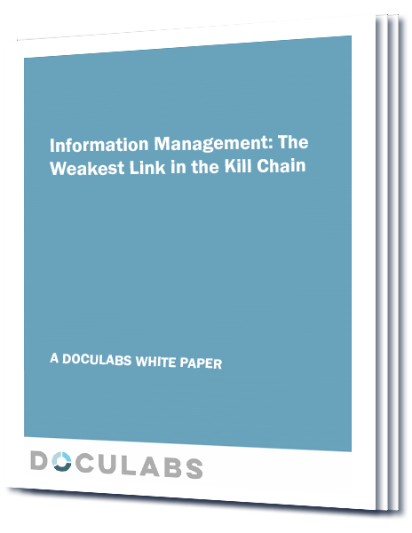 Doculabs-Information-Management-The-Weakest-Link-in-the-Kill-Chain-Thumbnail